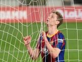 De Jong en Messi schitteren bij zege Barcelona op Elche
