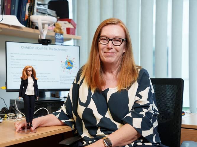 Coronaprofessor krijgt eigen barbiepop
