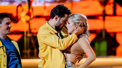 Elodie Ouedraogo gekwetst en Fabrizio in vuur en vlam: zo brachten de bekende kandidaten het ervan af in 'Dancing with the Stars'