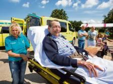 Bonnetjes met donaties voor Stichting Ambulance Wens gestolen uit supermarkten: 'Diep triest'