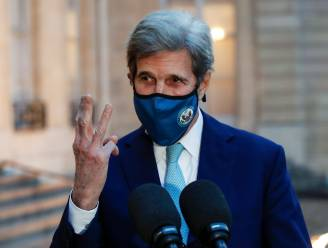 Amerikaanse klimaatgezant Kerry in China voor topoverleg