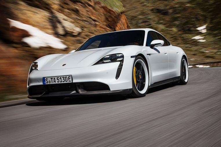 Porsche Taycan..