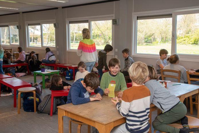 Leefschool Eureka geeft de komende jaren les in klascontainers.