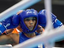 Nijmeegse boksster Betrian hoopt op wonder: Achterdeur naar Spelen staat nog op een kier