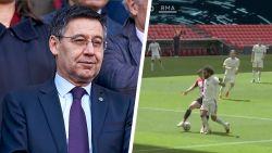 """""""VAR bevoordeelt altijd hetzelfde team"""": bewijzen de beelden het ongelijk van misnoegde Barcelona-voorzitter?"""