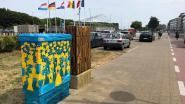 Weg met saaie elektriciteitskasten in Bredene