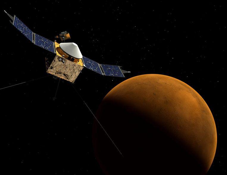 Mars Beeld epa