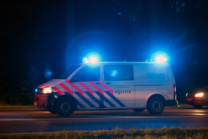De politie onderzoekt de overval op het casino in Cuijk. Beeld ter illustratie.