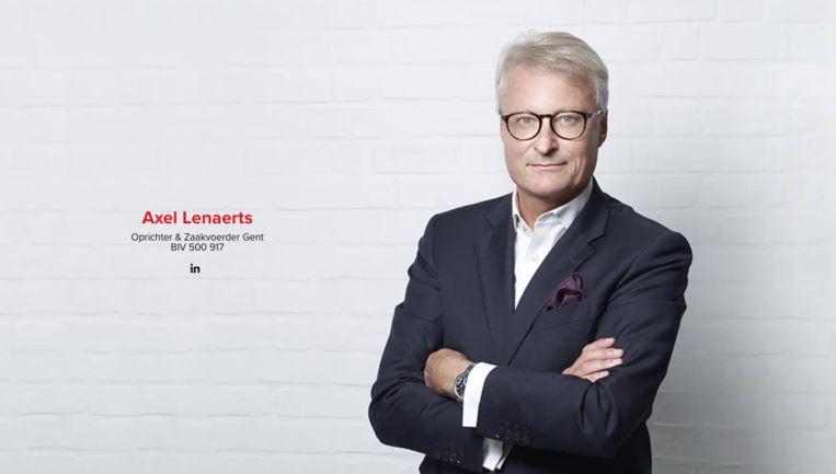 Axel Lenaerts.