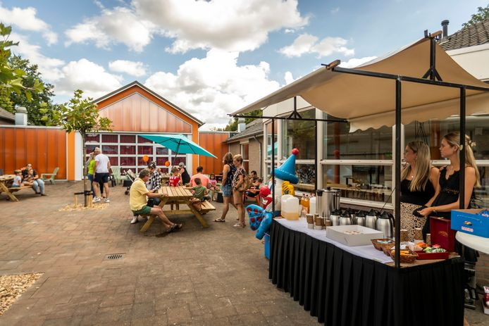 Open dag bij OBS 't Hout en Villa Vrolijk.