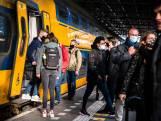 LIVE | 11.600 boetes voor niet dragen mondkapje in ov; controleurs GGD Utrecht massaal om de tuin geleid