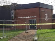 Kerk in Nieuwegein dicht na vondst asbest
