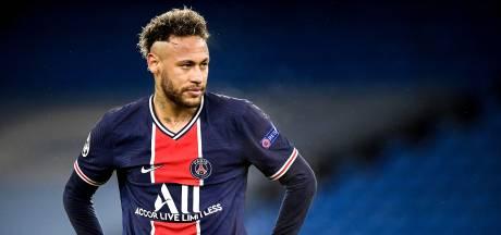 L'Équipe: Neymar verlengt contract bij PSG tot 2026