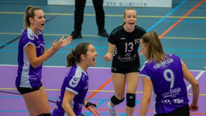 Nijmeegse volleybalclubs beginnen sterk aan competitie, alleen vrouwen Heyendaal verliezen