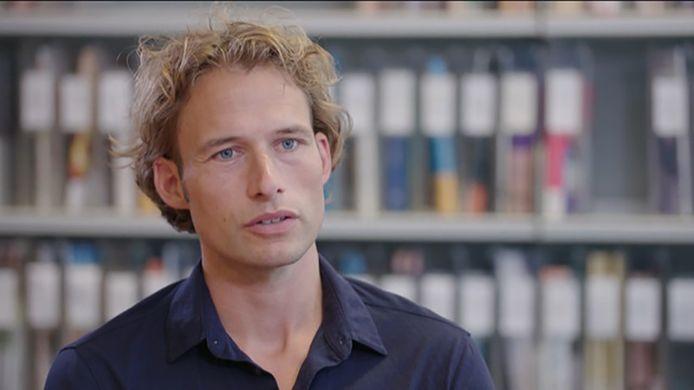 """Hoogleraar Sven Brinkhoff: ,,Dit gebeurt niet heel vaak."""""""