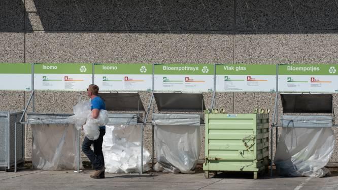 Containerpark in Zingem twee weken dicht