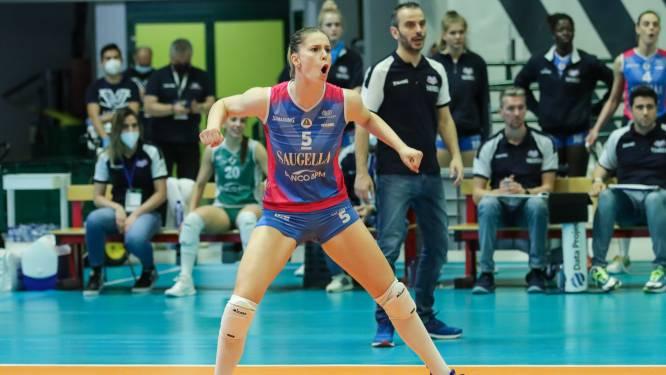 """Laura Heyrman: """"Even helpen bij de start van het beachvolleybal en vanaf augustus aan de slag bij mijn nieuwe ploeg in Istanboel"""""""