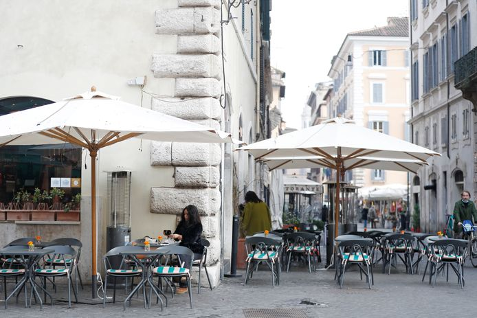 Rome, place Campo de' Fiori
