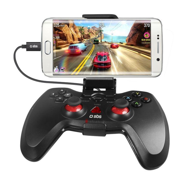Tal van fabrikanten hebben een controller voor je smartphone.