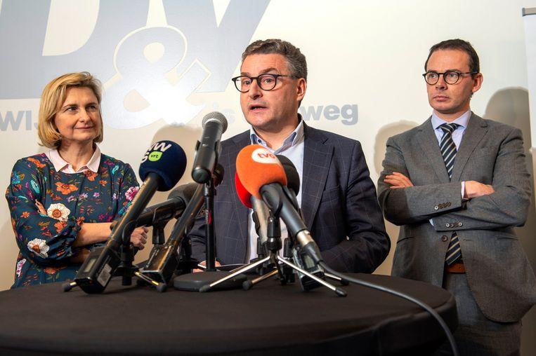 Koen Van den Heuvel. Beeld Photo News