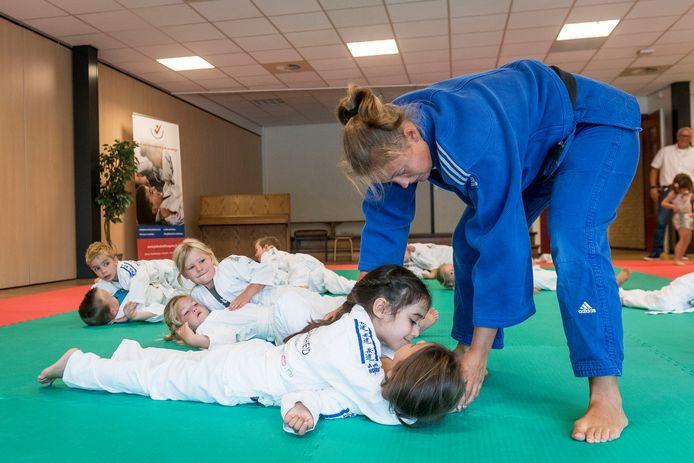 Kinderen kunnen gratis kennismaken met de judosport  via de actie van Judo Bond Nederland. Ook clubs uit de regio Breda doen mee.