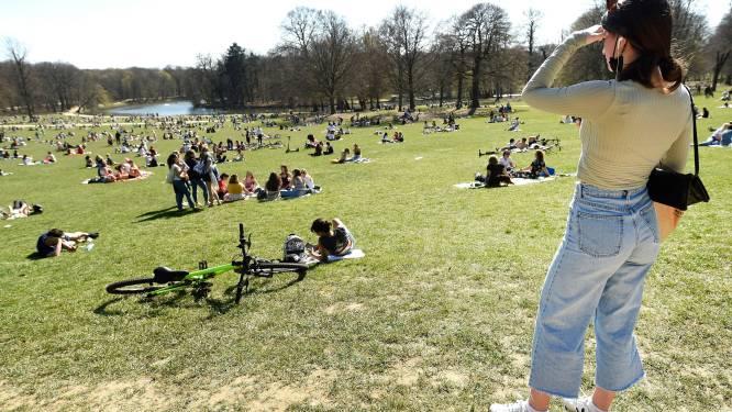 Alweer stralende lentedag: kwik klimt tot 26 graden