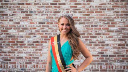 """Miss Limburg Nisa Van Baelen (19) danste als meisje aan de zijde van Samson en K3: """"Mijn droom? Model worden of... juf!"""""""