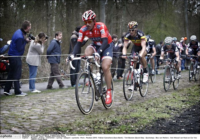 Sept Paris-Roubaix et six Tour des Flandres à eux deux: Fabian Cancellara et Tom Boonen ont dominé les courses pavées pendant plus d'une décennie.