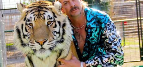 Joe Exotic wil spoed achter gratieverzoek na overlijden vader aan corona