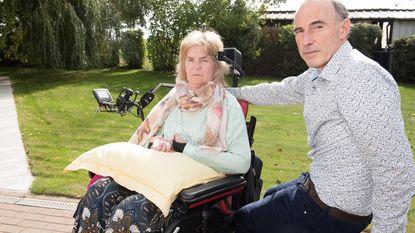 Oplossing in de maak voor zwaar gehandicapte vrouw