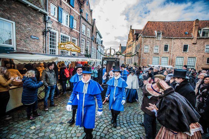 Dickens Festijn 2017 in Deventer.
