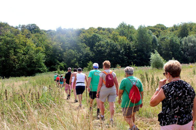 De Everbeekse Wandeltochten verwachten de wandelaars op zondag 28 juli.