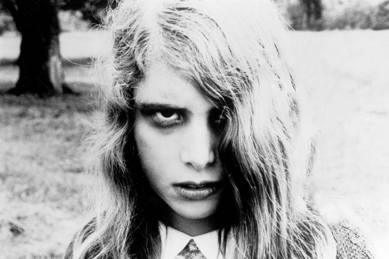 Zombie uit de klassieker 'Night of the Living Dead'. Beeld