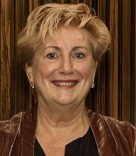 Of ze waarnemend burgemeester van Ermelo wilde worden... Dorine Burmanje (66) was zelf ook wel even verrast