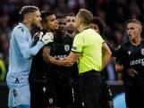 Witheet PAOK eist straf voor arbitrage en hekelt 'racistische' Sierd de Vos