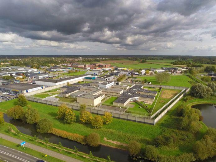 De Piet Roorda in Zutphen, de afkickkliniek voor veroordeelde criminelen.