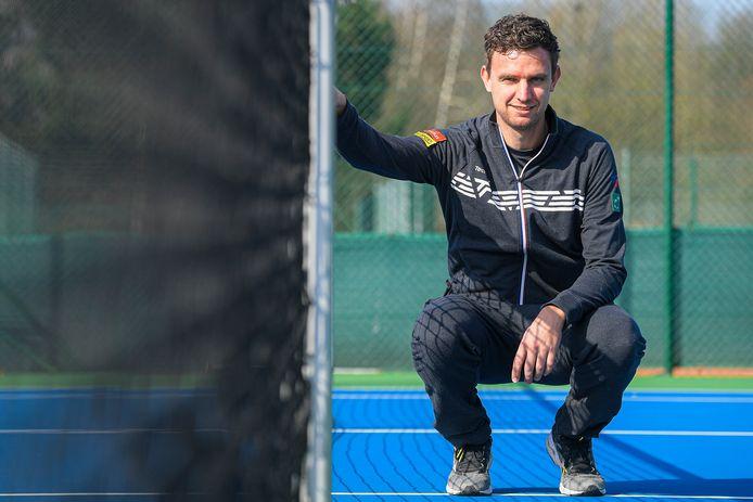 Bart De Keersmaeker is sedert vorig jaar Operationeel Directeur Topsport bij Tennis Vlaanderen.