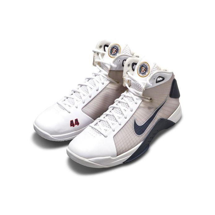 La paire de Nike conçue pour Obama.