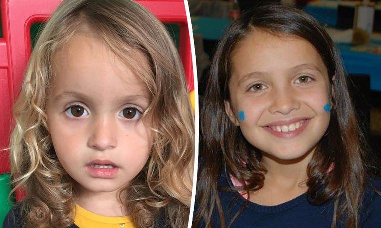 Nederename, bij Oudenaarde, is geschokt door de uitwijzing van een Albanees gezin. Sara (3) en Kejda (9) lopen er school.
