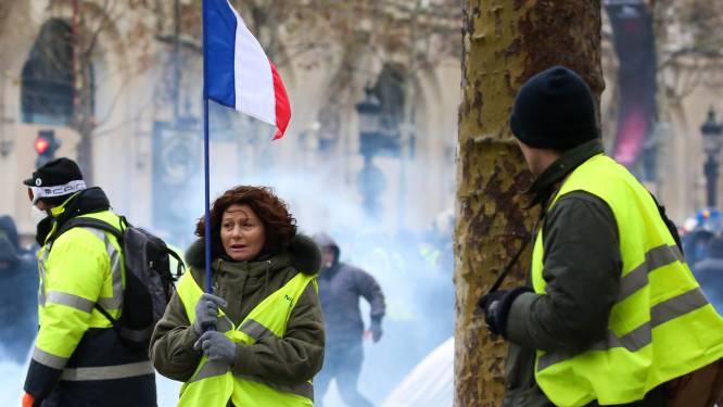 Gele hesjes kondigen demonstraties aan in Frankrijk