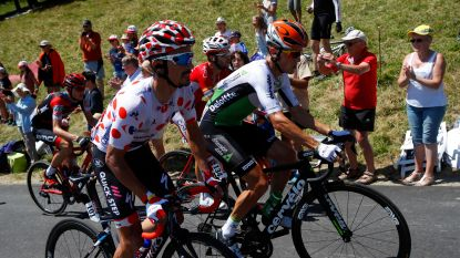 TOUR LIVE. Pauwels wéér in kopgroep en op zoek naar bergtrui - Valverde gooit bommetje, Van Avermaet gelost