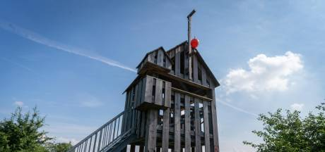 'Ik had een beetje de vrije hand'; Mauritstoren in Bemmel is zonder voorbeeld gebouwd
