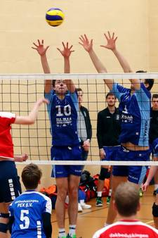 Volleybalsters Ledûb kennen perfecte start