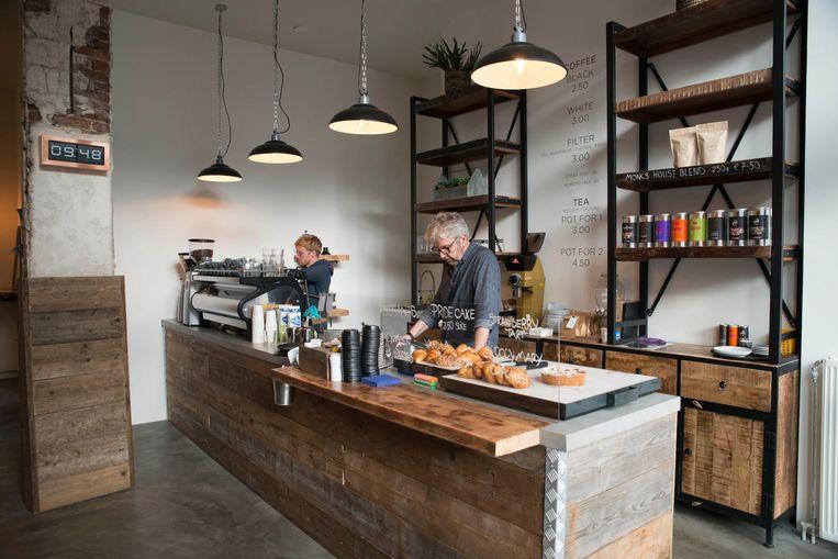 Monks Coffee Roasters Beeld Charlotte Odijk
