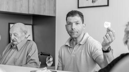 Dimitri Neef, vrijwilliger in rusthuis, verkozen als 'Hedendaagse Cornelis'
