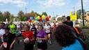 De Tilburg Ten Miles, altijd goed voor 10.000 tot 12.000 deelnemers.