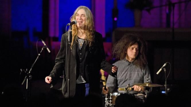 Patti Smith, Suede en Texas naar Brussels Summer Festival