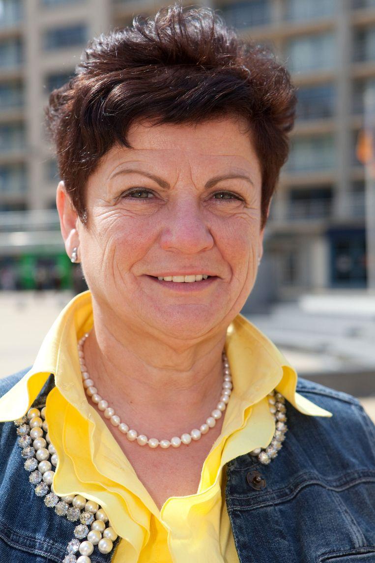 Janna Rommel-Opstaele, burgemeester middelkerke