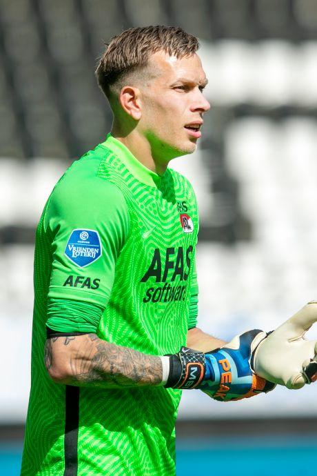 AZ-keeper Marco Bizot vervolgt loopbaan bij Stade Brest