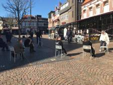 Koffie-to-go in Winterswijk? Neem er ook gelijk een stoel bij!